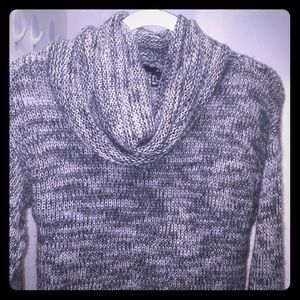Toasty cowl neck sweater